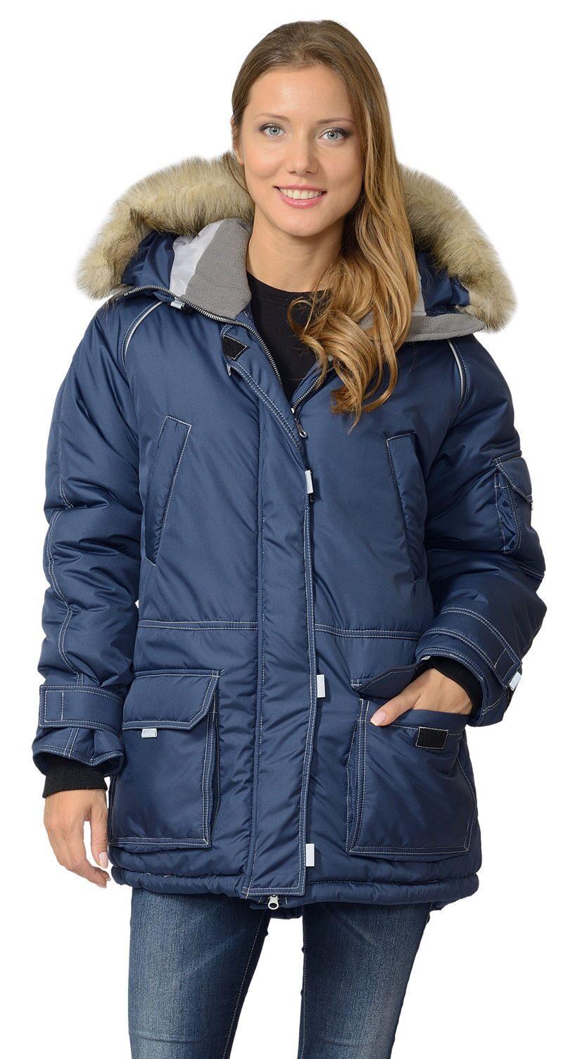 аляска женская куртка фото